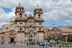Cusco Kathedraal