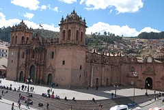 Plaza Armas Cusco