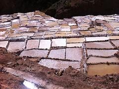 zout terrassen Maras