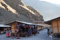 Markt Ollantaytambo