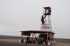 uitkijktoren Nasca
