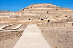 Cahuachi Pyramides