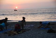 zon zee bootje