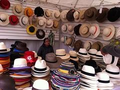 Panama hoeden Cuenco