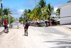 Hoofdweg Isla Isabela