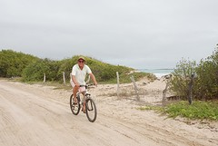 op pad per mountainbike