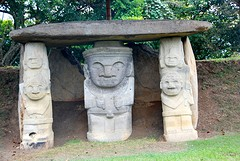 pre colombiaanse beelden