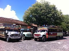 Santa Fé de Antioquia, busstation