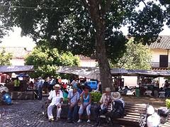 Plaza Santa Fé de Antioquia