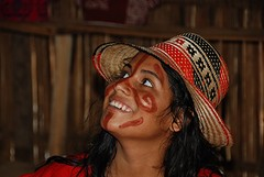 Wayuu meisje
