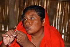 Wayuu dame
