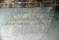 Grafsteen Escobar