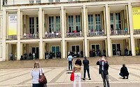 Generale koorconcert op Augustus Platz