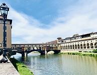 Ponte Vecchio over de Arno