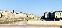 Laatste blik op de Ponte Vecchio