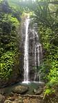 Yeh Labuh waterfall