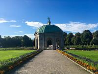 Hofgarten - Dianatempel