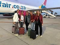 Op naar Pretoria
