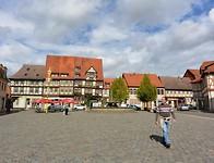 Guus in Quedlinburg