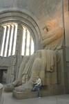 Volkerslachtdenkmal interieur