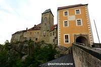Het kasteel van Hohnstein