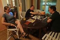 schaken ...