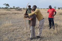 Natuur wandeling, Serengeti National Park