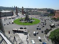 09 Placa d'Espanya