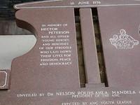 Monument van Hector Pieterson