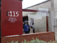 Mandela's woonhuis
