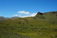 En nog een stukje landschap Central Otega