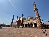 Masjid-i-Jahan Numa (vrijdagmoskee)