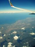 Nederland vanuit de lucht