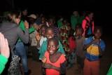 het ontvangst in Kasambankholi