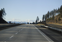 Onderweg naar Seattle