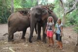2. Voor de olifant ;)