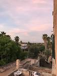 Uitzicht balkon Cala bona