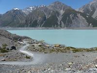 Glacier Explorer, de boten