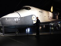 Spaceshuttle Enterprise