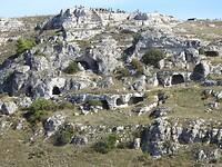 Sassi, de grotwoningen