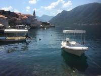 de fjord in Montenegro