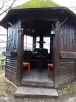 20170227 Knusse shelter mogelijk gemaakt door wanderverein Hellenthal