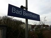Bad Bentheim startplaats Marskramerpad