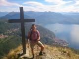 Prachtig uitzicht over Lago Maggiore