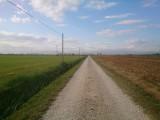 Op weg richting Fiorenzuola
