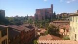Siena zoals Siena is.