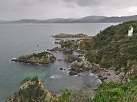 Wandeling over Somes island