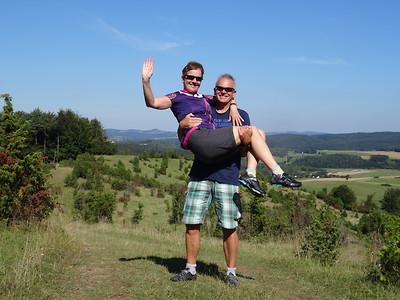 Anneke en Marco Rademaker