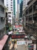 Hong Kong straatbeeld 2
