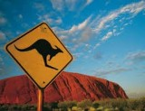 Ayers Rock Kangaroe